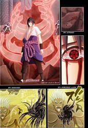 Amaterasu Unleashed by 13mjvr