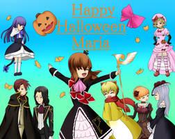 Happy Halloween Maria by yamon-venzli
