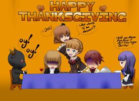 Happy Thanksgiving Umineko by yamon-venzli