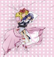 lambda's sleepover by yamon-venzli