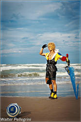 Leon Chiro as Tidus Cosplay \ Looking For... by LeonChiroCosplayArt