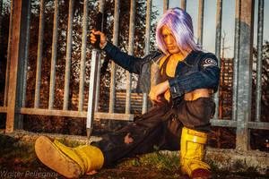 Future Trunks - DragonBall Z Cosplay by Leon Chiro by LeonChiroCosplayArt