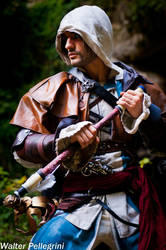 Stealt - Edward Kenway Cosplay - AC IV Cosplay by LeonChiroCosplayArt