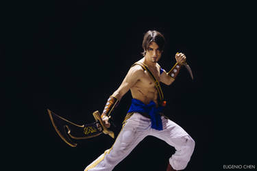Precious Time - Prince of Persia Cosplay by Leon C by LeonChiroCosplayArt
