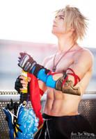 Just a Dream - Tidus Final Fantasy Cosplay by Leon by LeonChiroCosplayArt