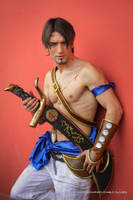 Cosplay Prince of Persia by Leon Chiro - SoT Ps2 v by LeonChiroCosplayArt