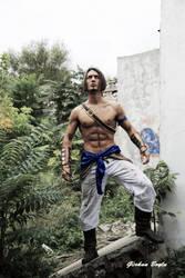 Prince of Persia  by LeonChiroCosplayArt