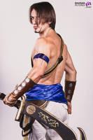 Prince of Persia TSOT by Leon Chiro Cosplay Art by LeonChiroCosplayArt