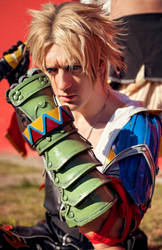 Tidus - Final Fantasy X Cosplay by LeonChiroCosplayArt