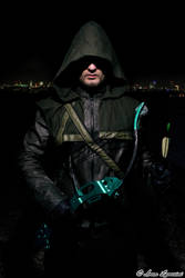 Arrow Official Preview - Oliver Queen Cosplay by LeonChiroCosplayArt