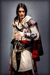 Ezio Auditore - Cosplay Art Assassin's Creed 2 LC by LeonChiroCosplayArt