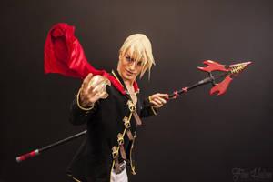 Nine Cosplay - Final Fantasy Type-0 SquareEnix by LeonChiroCosplayArt