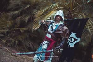 Edward Kenway - Assassin's Creed IV Cosplay - Leon by LeonChiroCosplayArt