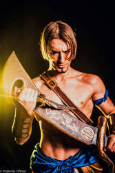 Prince of Persia - The Sands of Time Cosplay by LeonChiroCosplayArt