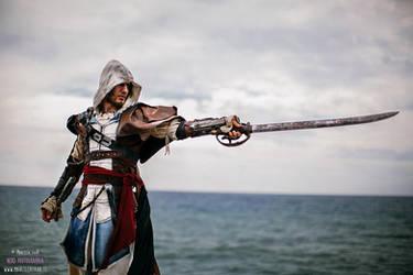 Assassin's Creed IV - Edward Kenway - Adventures by LeonChiroCosplayArt