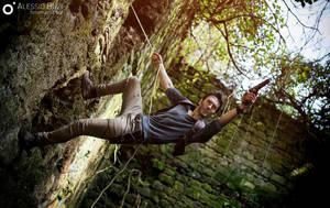 Nathan Drake - Uncharted 4 Adventure Live w\Leon C by LeonChiroCosplayArt