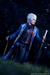 Vergil - Devil May Cry 3 - Do your BEST! by LeonChiroCosplayArt