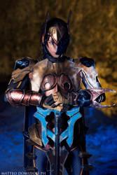 Kingdom Hearts Terra Armor Cosplay