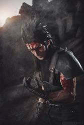Zack Fair - Final Fantasy VII Crisis Core Cosplay by LeonChiroCosplayArt