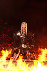 Sephiroth - Final Fantasy Dissidia NT Cosplay by LeonChiroCosplayArt