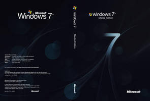 Microsoft windows media cover by lee13d