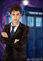 Doctor Who: Tenth by Almerious