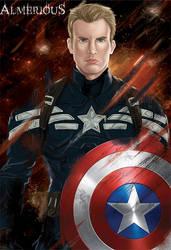 Team Captain America by Almerious