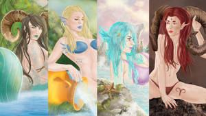 Horoscopes by Almerious