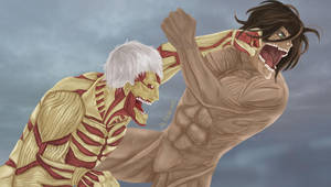 Titans by Almerious