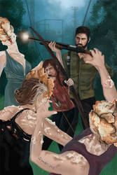 The Last Of Us by Almerious