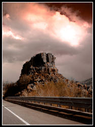 utah lava rock by forestlem