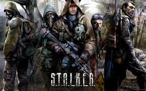 All stalkers together ... by Bobrbor