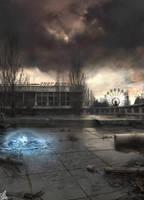 Pripyat by Bobrbor