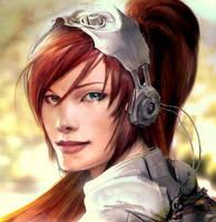Starcraft 2 - Sarah Kerrigan by halo-again