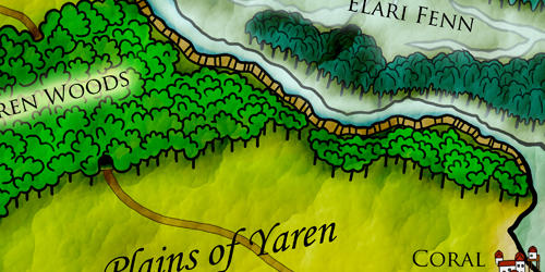 Plains Of Yaren sample by TalesOfLumin