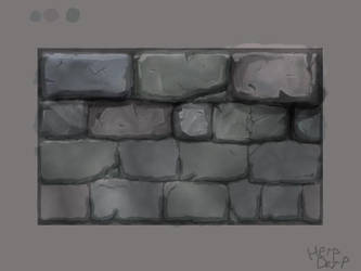 WIP: WoW Inspired Brick Wall by Blvd--Nights