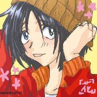 Bleach- Hanna-chan by deidarasgf545