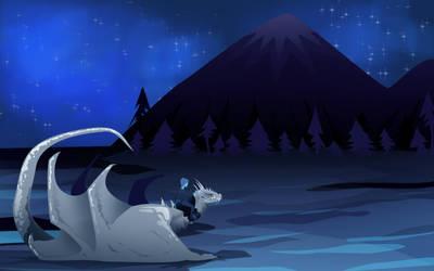 Nightly ride by kattam12