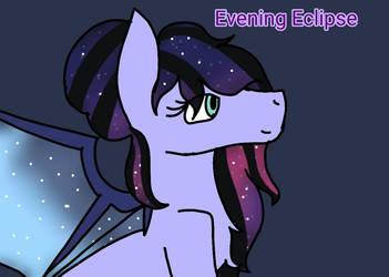 Evening Eclipse by DeathwingJustDraws