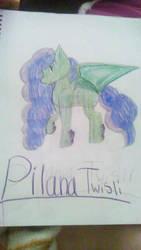 Pilana by DeathwingJustDraws