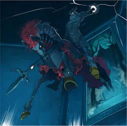 Phantom Ganondorf by IJKelly