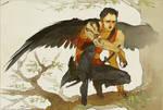 Commission - Arashi by IJKelly