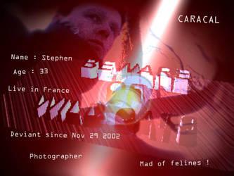 Caracal ID v2 by caracal