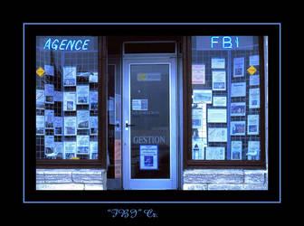 FBI Agency by caracal
