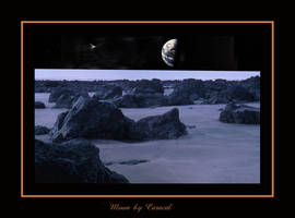 Moon_ by caracal