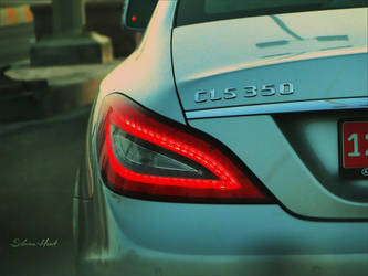CLS350 by SILENCE-HEART