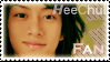 .:Kim Heechul:. Stamp by Sugarlesschocolate