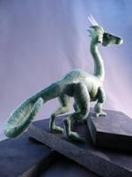 Dragon prototype by Shalladdrin