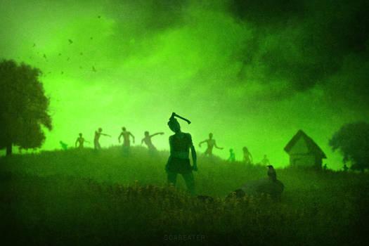 Zombie Apocalypse by Scabeater