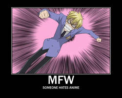 Don't hate anime bro.. by IW0uldBeSoHappy
